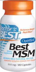 Doctor's Best MSM