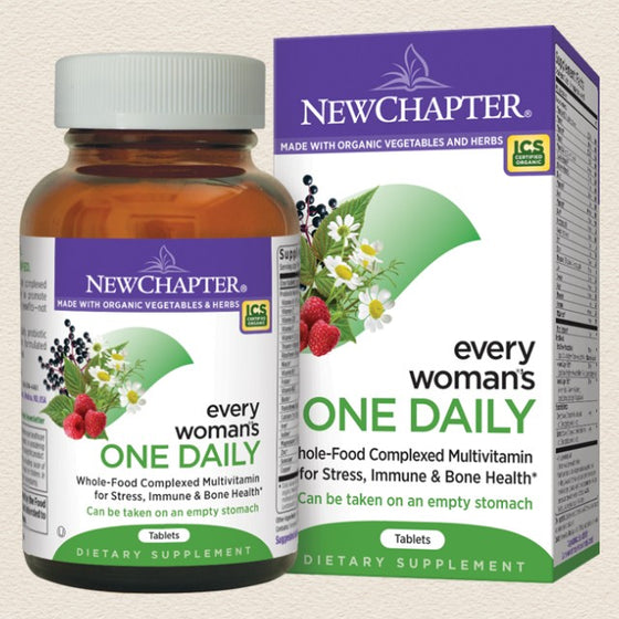New Chapter Every Woman®'s One Daily