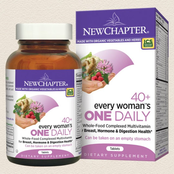 New Chapter Every Woman's One Daily 40+