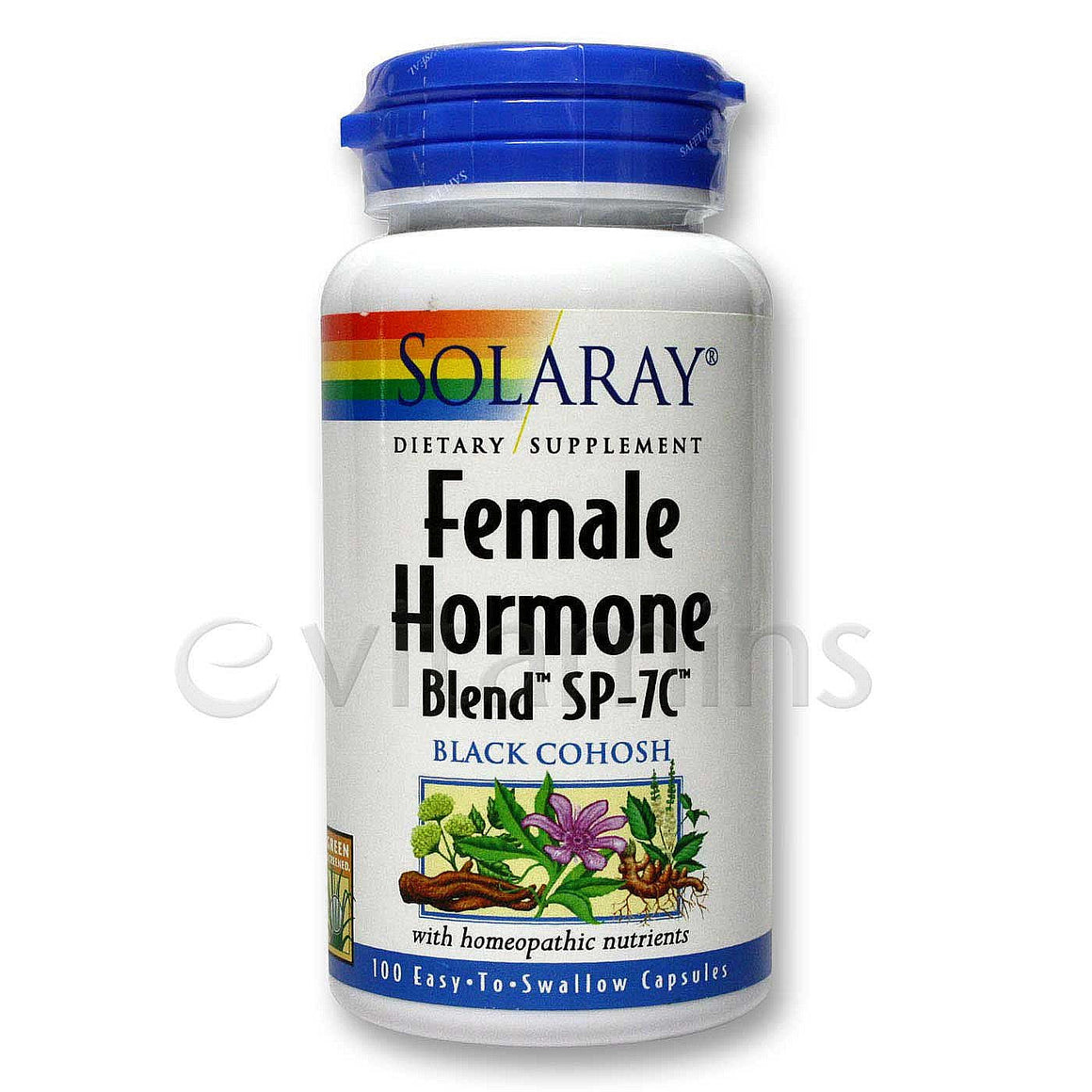 Solaray Female Hormone Blend SP-7C