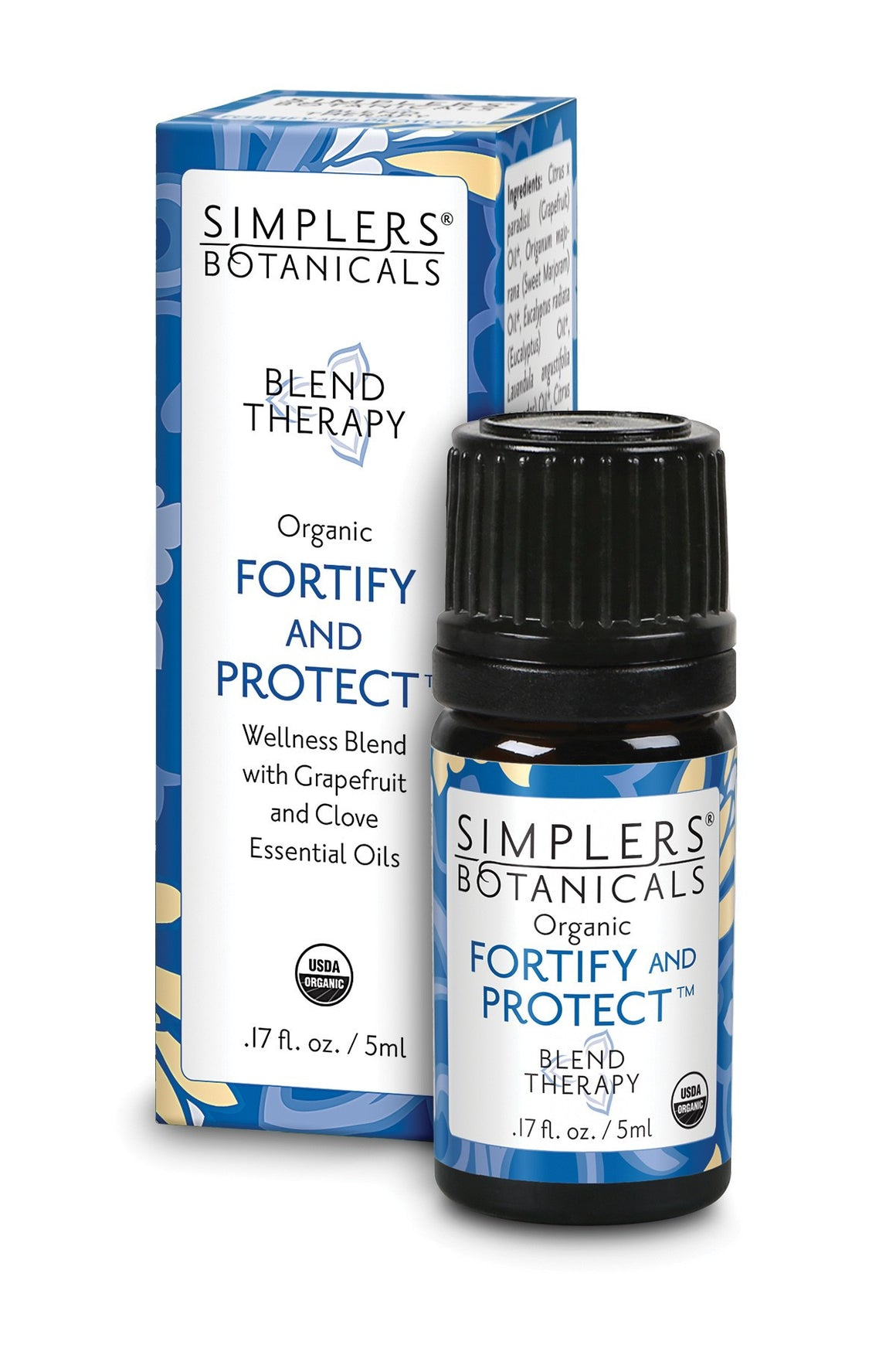 Simpler Botanicals Fortify and Protect