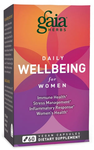 Gaia Herbs Wellbeing for Women