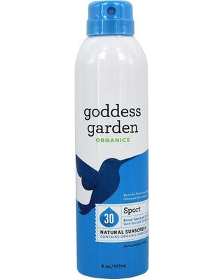 Goddess Garden Organics Sunscreen