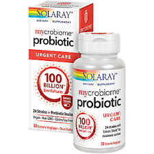 Solaray Mycrobiome Probiotic Urgent Care