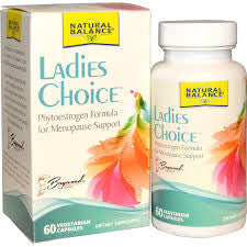 Natural Balance Ladies Choice Menopause Support