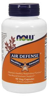 Now Foods Air Defense Healthy Immune