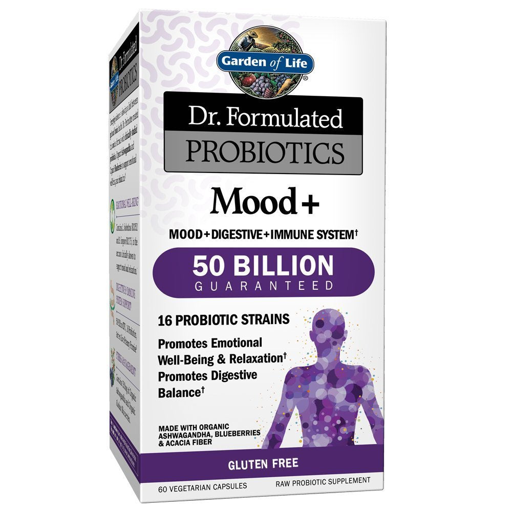 Garden of Life Probiotic Mood Formula