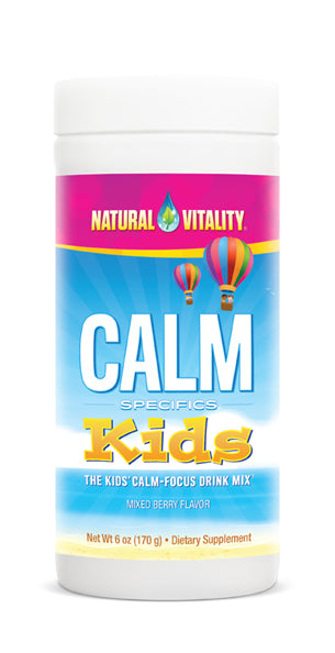 Natural Vitality Calm Specifics Kids