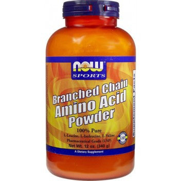 Now Foods Branched Chain Amino Acid Powder - 12 oz.