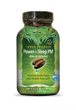 Irwin Naturals Power to Sleep PM®
