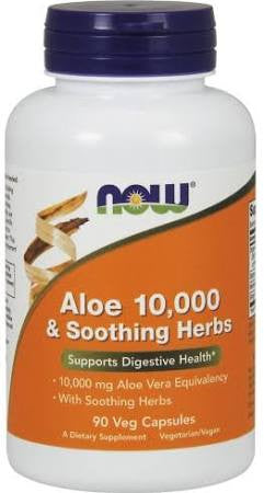 Now Aloe & Soothing Herbs