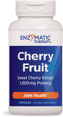 Enzymatic Therapy Cherry Fruit 90 count