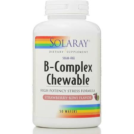Solaray B-Complex Chewable