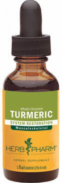 Herb Pharm Turmeric 1 oz