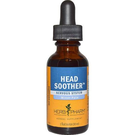 Herb Pharm Head Soother