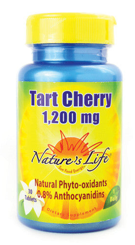 Nature's Life Tart Cherry