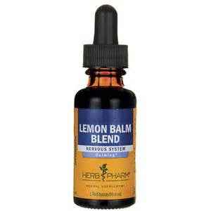 Herb Pharm Lemon Balm Blend