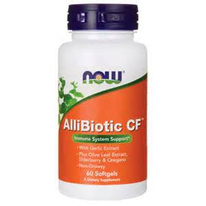 Now Foods Allibiotic Non-Drowsy CF