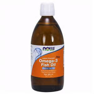 Now Foods Omega-3 Fish Oil