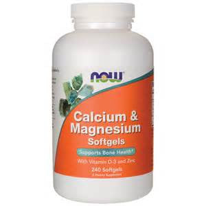 Now Foods Calcium and Magnesium