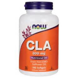 Now Foods CLA (Conjugated Linoleic Acid)