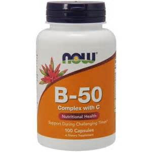 Now Foods B-50 Complex with C