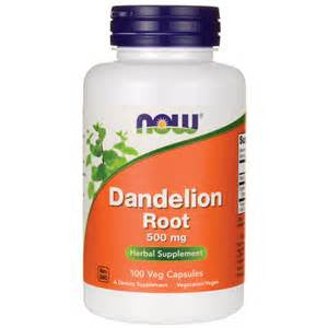 Now Foods Dandelion Root