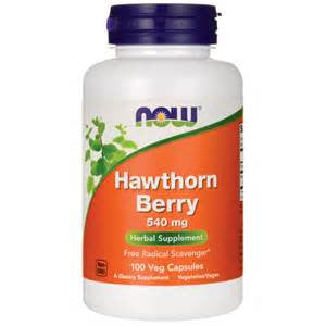 Now Foods Hawthorn Berry