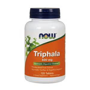 Now Foods Triphala