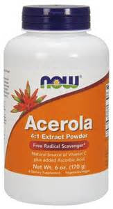 Now Foods Acerola