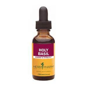 Herb Pharm Holy Basil