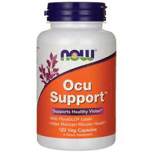 Now Foods Ocu Support