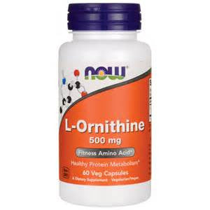 Now Foods L-Ornithine