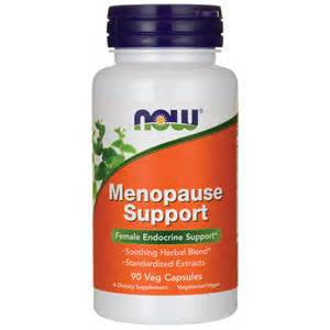 Now Foods Menopause Support - 90 Veg Capsules