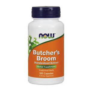 Now Foods Butcher's Broom