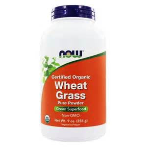 Now Foods Wheat Grass Powder