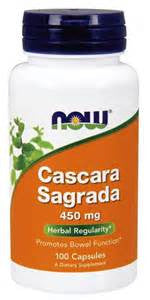 Now Cascara Sagrada