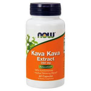 Now Foods Kava Kava Extract