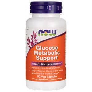 Now Foods Glucose Metabolic Support