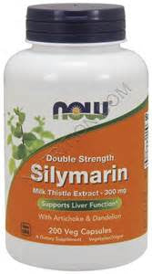 Now Silymarin Double Strength