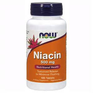 Now Foods Niacin