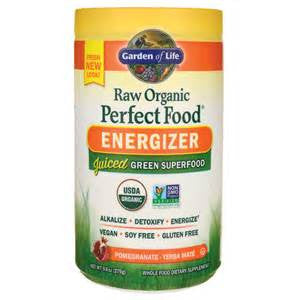 Garden of Life Perfect Food Energizer