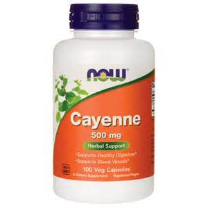 Now Foods Cayenne