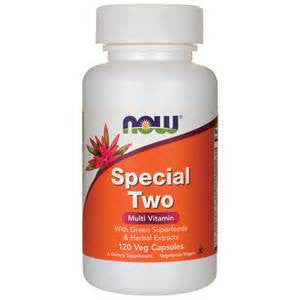 Now Foods Special Two Multiple