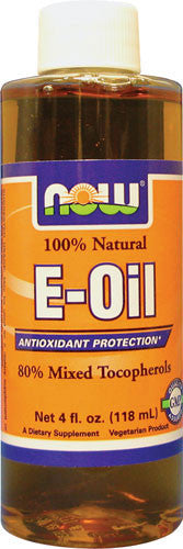 Now Vitamin E-Oil