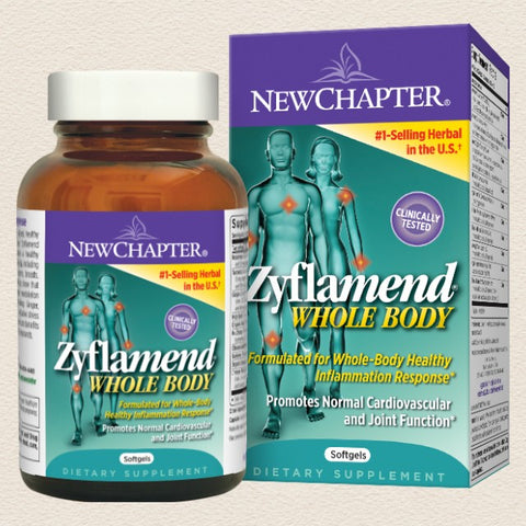 New Chapter Zyflamend® Whole Body