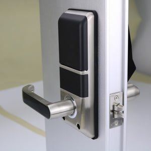 Face Recognition Keyless Touch Screen Smart Door Lock