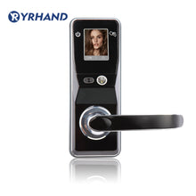 Load image into Gallery viewer, Face Recognition Keyless Touch Screen Smart Door Lock