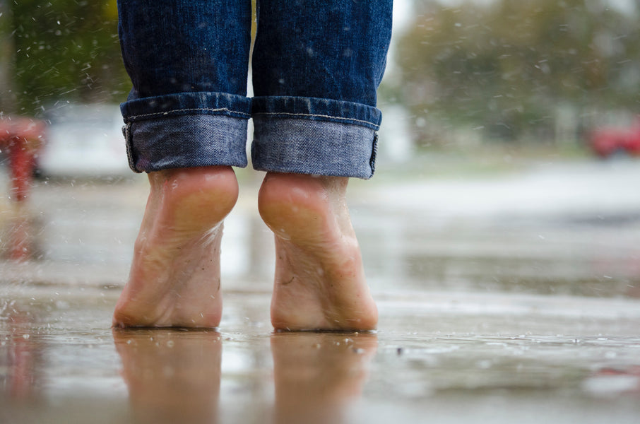 Plantar Fasciitis Treatment, is Going Barefoot the Answer?