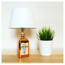 Bottlelamp Copperhead